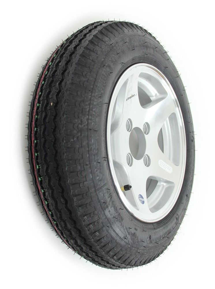 Trailer Tires and Wheels AM30677 - Bias Ply Tire - Kenda