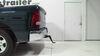 Convert-A-Ball Drop - 10 Inch,Rise - 9 Inch Trailer Hitch Ball Mount - AMSC10 on 2011 Dodge Ram Pickup