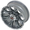 Trailer Tires and Wheels AX02665865HDGMML - 8 on 6-1/2 Inch - Taskmaster