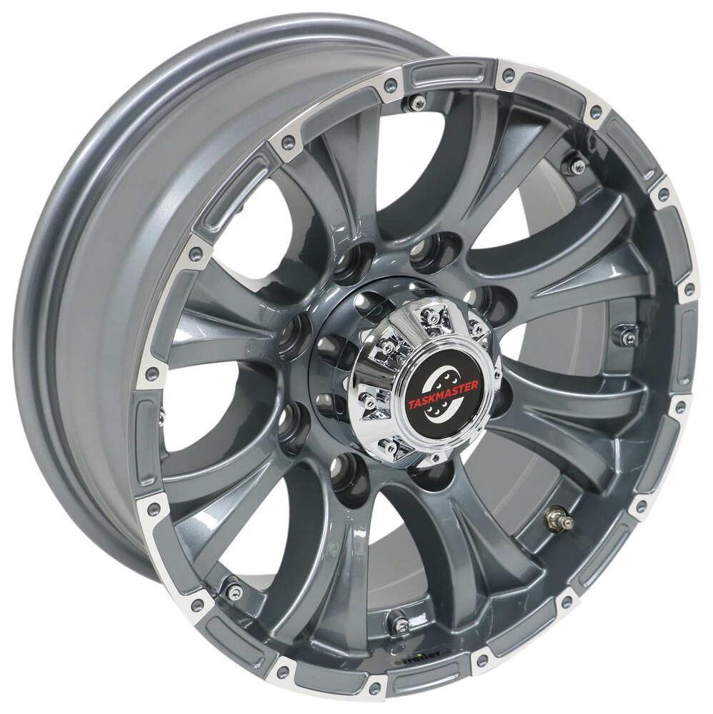 Trailer Tires and Wheels AX02665865HDGMML - 16 Inch - Taskmaster