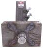 Bulldog Gooseneck-to-5th-Wheel Trailer Coupler Adapter - Square - 30,000 lbs Gooseneck Trailer to Fifth Wheel Hitch BD0289590300