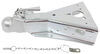 BD44150WH301 - 15000 lbs GTW Bulldog A-Frame Trailer Coupler