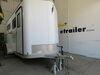A-Frame Trailer Coupler BD44150WH301 - Trigger Latch - Bulldog