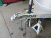 Bulldog 15000 lbs GTW A-Frame Trailer Coupler - BD44150WH301