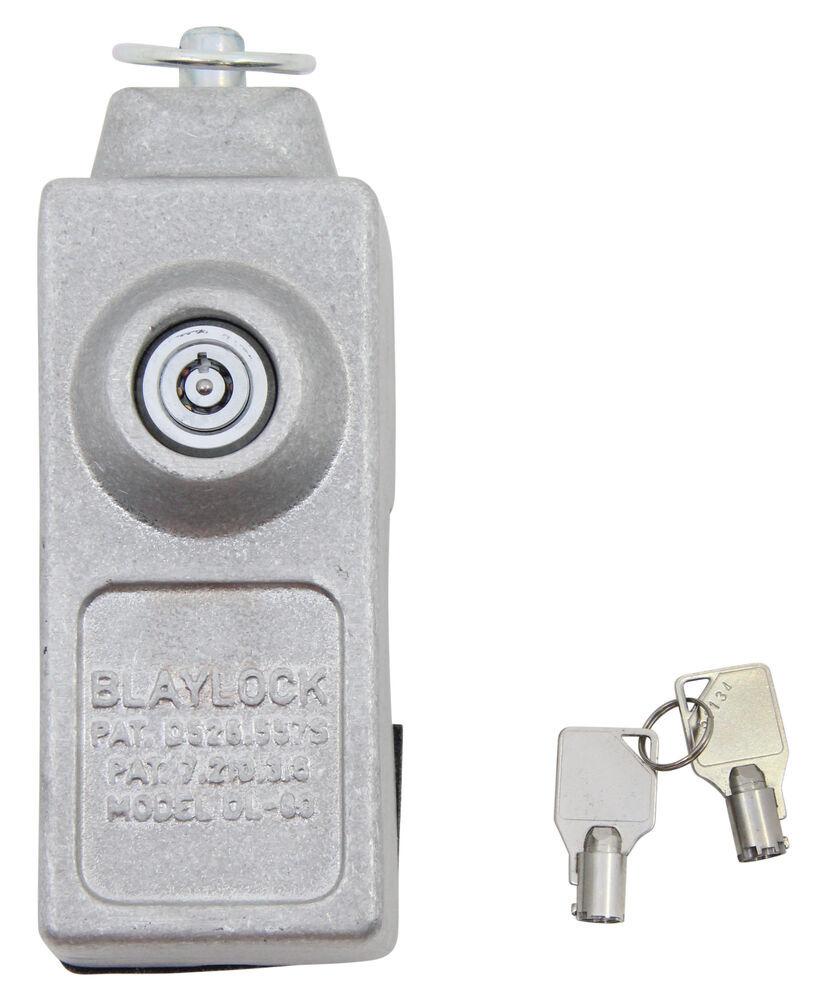 Enclosed Trailer Parts BLDL-80 - Cam Door Lock - Blaylock Industries