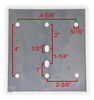 BP12 - D-Ring Backing Plates Brophy Accessories and Parts