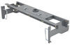 b and w gooseneck hitch below the bed removable ball - stores in bwgnrk1313