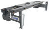 b and w gooseneck hitch manual ball removal removable - stores in bwgnrk1313