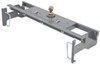 b and w gooseneck hitch removable ball - stores in 2-5/16 bwgnrk1313