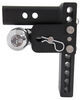 B and W Trailer Hitch Ball Mount - BWTS10040B