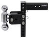 B and W Class IV,10000 lbs GTW Trailer Hitch Ball Mount - BWTS10040B