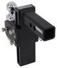 Trailer Hitch Ball Mount BWTS10040B - Fits 2 Inch Hitch - B and W