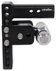 BWTS10040B - Steel Shank B and W Trailer Hitch Ball Mount