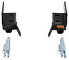 blue ox base plates removable drawbars