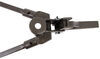 Blue Ox SwayPro Weight Distribution w/ Sway Control - Clamp On - Underslung - 15K GTW, 1.5K TW Includes Shank BXW1503