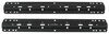 Curt Custom Fifth Wheel Installation Kit for Ram Truck - Carbide Finish Above the Bed C16427-204