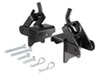 curt accessories and parts weight distribution hitch replacement hook up brackets for systems