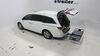 C18153 - 24 Inch Wide Curt Flat Carrier on 2014 Honda Odyssey