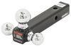 C45001 - Steel Ball Curt Fixed Ball Mount
