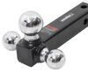 C45001 - Drop - None,Rise - None Curt Fixed Ball Mount