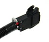 brake controller curt custom wiring adapter for trailer controllers - dual plug in