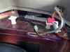 Curt 4 Flat Custom Fit Vehicle Wiring - C55370 on 2000 Subaru Outback Wagon