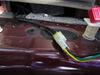 Curt Powered Converter Custom Fit Vehicle Wiring - C55370 on 2000 Subaru Outback Wagon