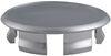 excalibur accessories and parts center cap plug fits 1-13/16 inch holes trailer wheel - chrome