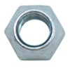 ce smith accessories and parts trailer tires wheels boat golf cart hex nut wheel lug - zinc-plated steel 1/2 inch qty 1