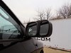CIPA Custom Towing Mirrors - Slip On - Driver Side and Passenger Side Non-Heated CM10700 on 2006 Dodge Ram Pickup
