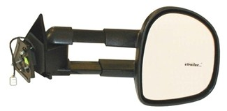 CM73120 - Fits Passenger Side CIPA Replacement Towing Mirror
