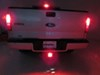 """Brake Light Trailer Hitch Receiver Cover for 2"""" Trailer Hitches Square CR-007"""