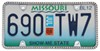 Cruiser Chrome License Plates and Frames - CR18130