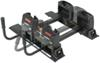 curt fifth wheel hitch sliding double pivot e16 5th trailer w/ r16 roller rails and universal installation kit - 16 000 lbs