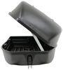 Car Top Cargo Rooftop Cargo Box - 9 cu ft - Black Extra Small Capacity 283-RBSM