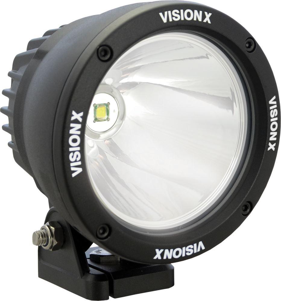 Vision X Lighting 9150970 Cannon Black 4.5 25W Narrow LED Spot Light