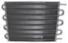 Derale Dyno-Cool Tube-Fin Transmission Cooler Kit - Class IV - Economy 15-1/4W x 10T x 3/4D Inch D12904
