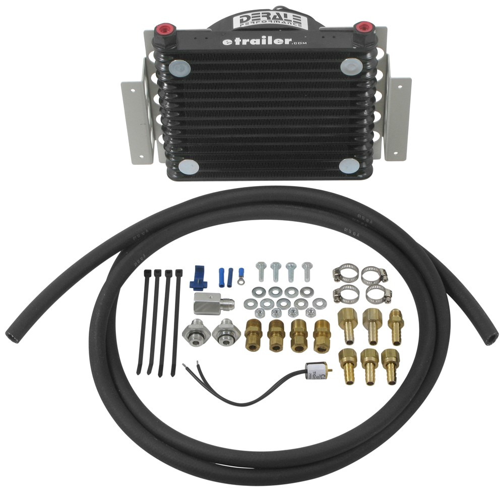 Derale 13950 Atomic-Cool Transmission Cooler Kit