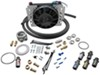 derale engine oil coolers  atomic-cool remote cooler kit w/ fan - class v