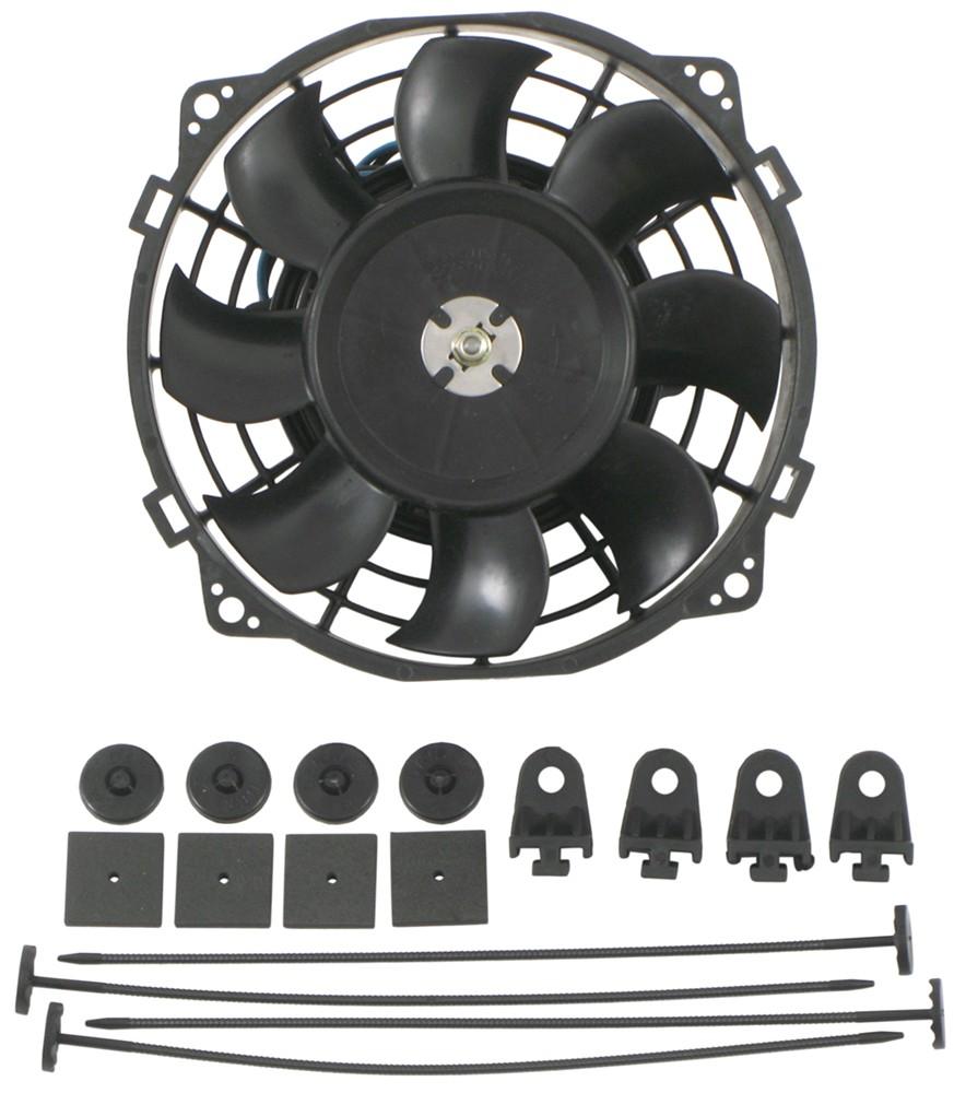 Derale Electric Fans - D16617
