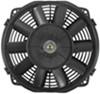 derale radiator fans electric 8 inch diameter dyno-cool straight-blade fan - 350 cfm