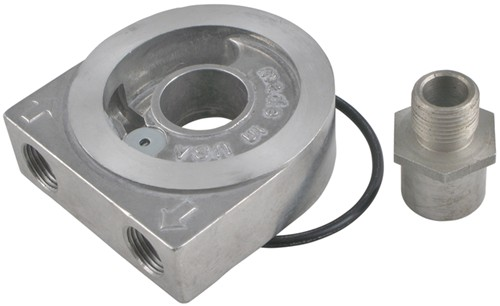 Derale Engine Oil Filter Adapter Kit 25770;