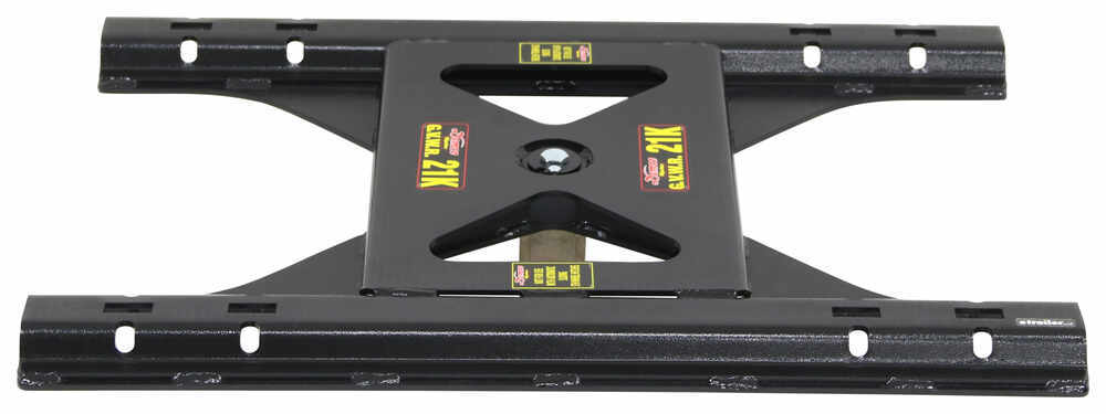 Demco Connects to Gooseneck Hole Gooseneck and Fifth Wheel Adapters - DM6140