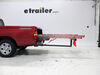 Darby Extend-A-Truck Hitch Mounted Load Extender - Roof or Truck Bed Steel DTA944