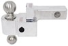 fastway trailer hitch ball mount adjustable class iv 10000 lbs gtw