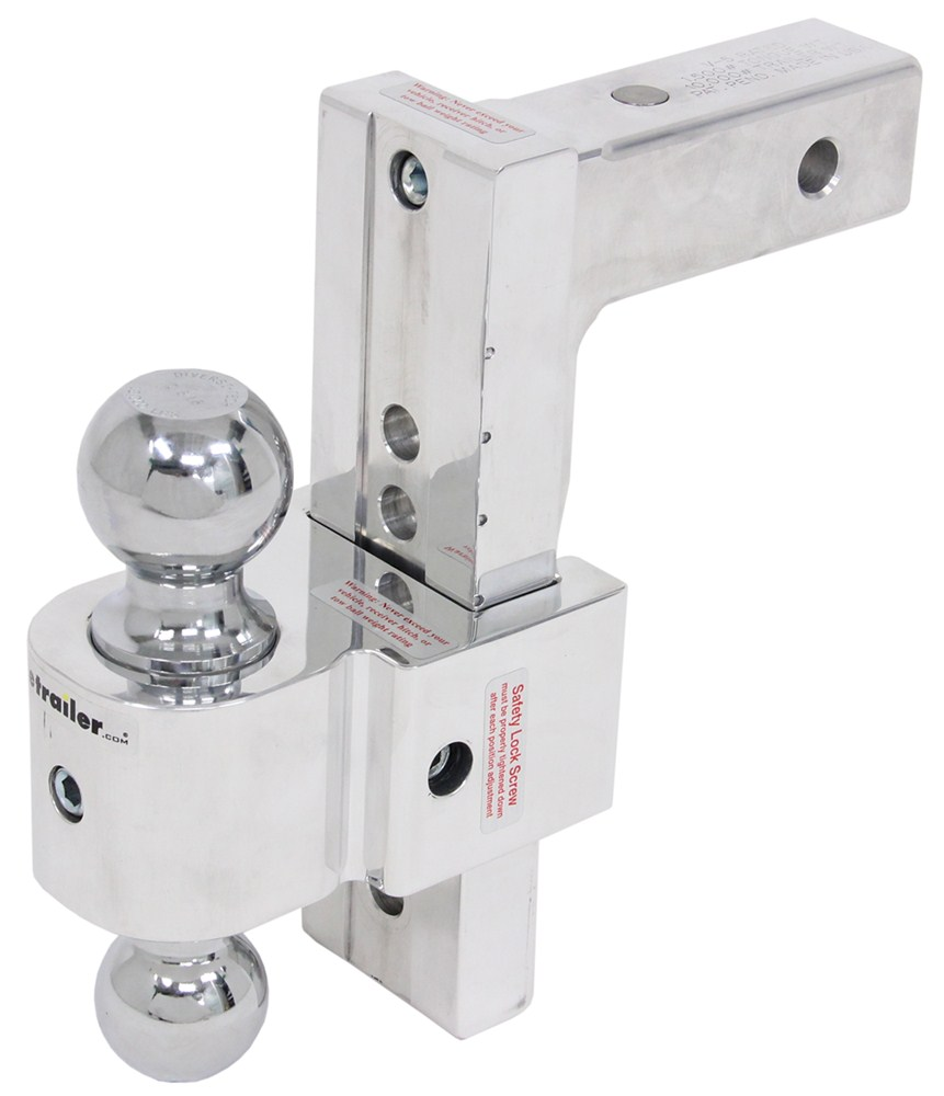 "2/"" Rise Integral Ball Mount by Andersen Mfg."