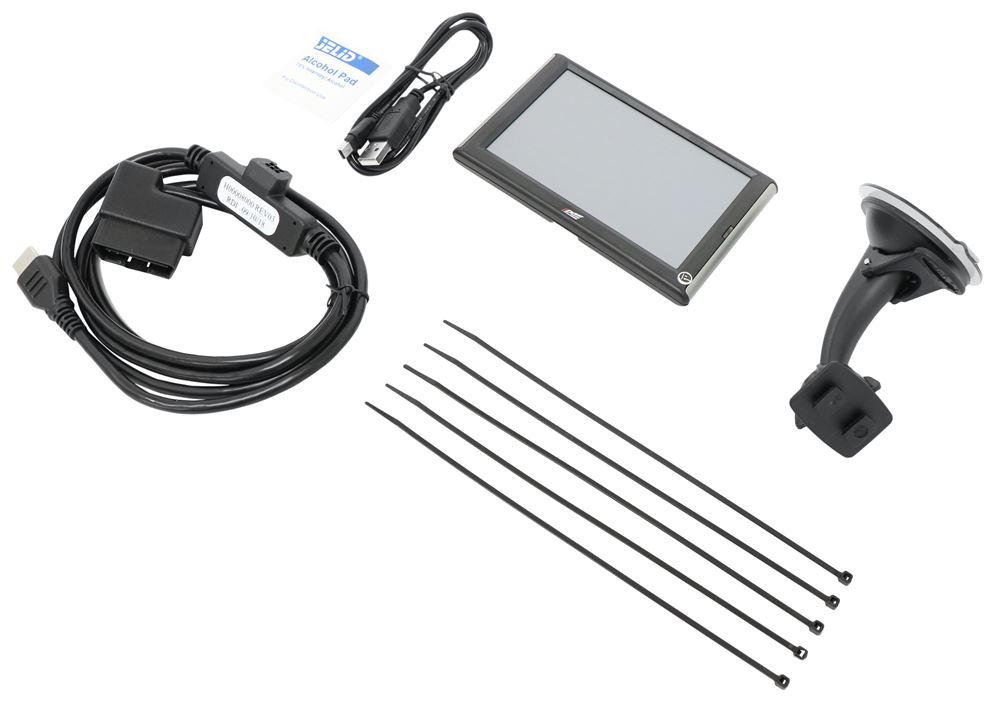 """Edge Gas Evolution CTS2 Performance Tuner - 5"""" Color Touch Screen with Swipe Evolution EP85450"""