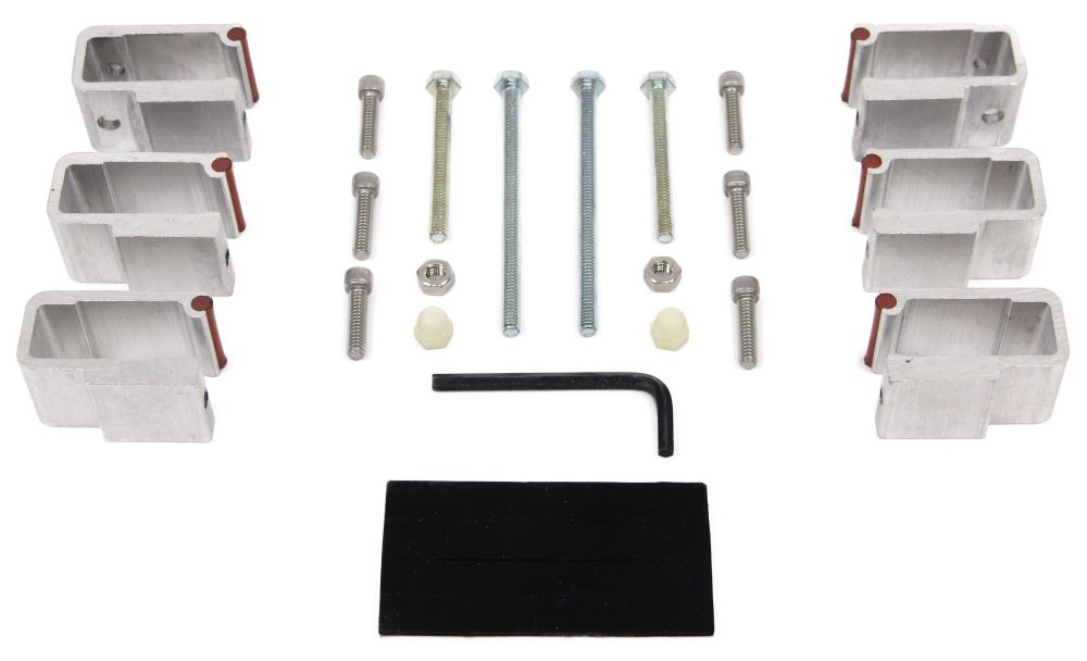 Replacement Clamps for Extang Revolution Soft Tonneau Covers - Qty 6 Clamps EX22540406