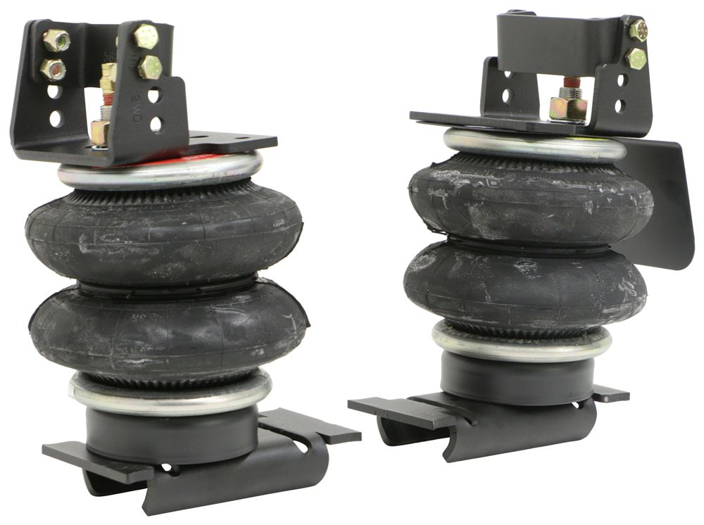 Two New Standard 2500 air Bags 3//8 npt Port Ride Springs suspension//7-Sw Control