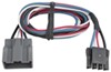 plugs into brake controller hopkins plug-in simple brake-control wiring adapter - ford